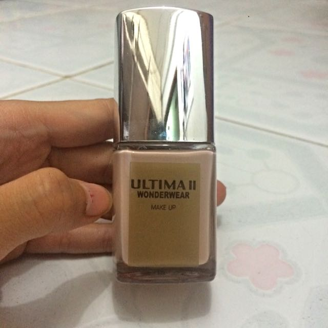 Foundation ULTIMA II Wonderware Make Up