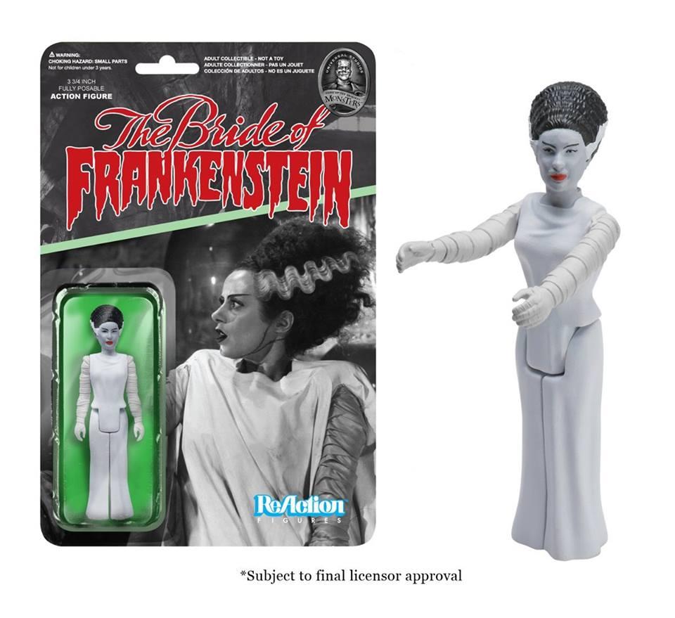 FUNKO 怪物系列電影吊卡x The bride of Frankenstein