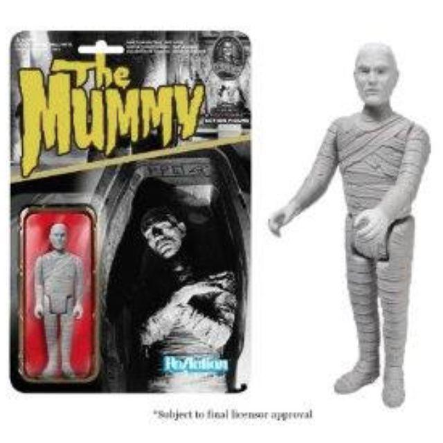 FUNKO 怪物系列電影吊卡x The mummy 木乃伊