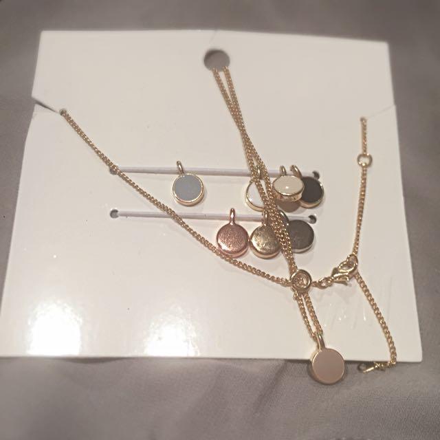 H&M Necklace Set
