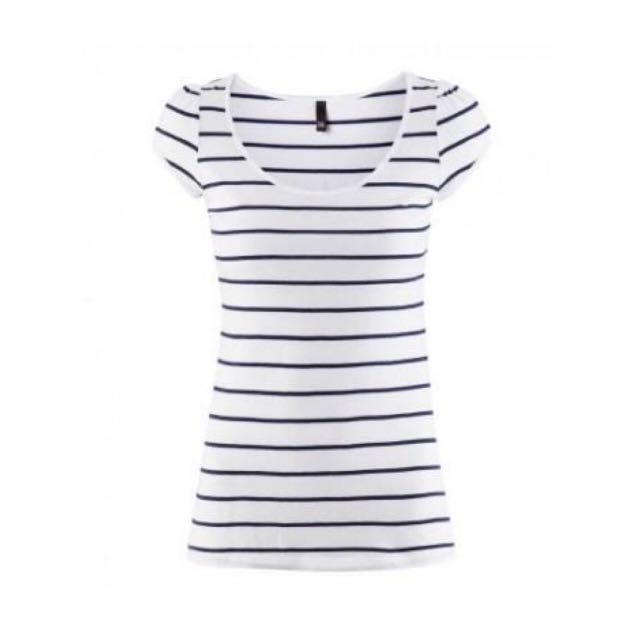 H&M Stripe Basic