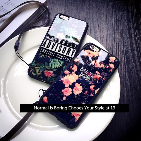"【INVINCIBLE x Reebok Instapump Fury OG ""Cattleya""情侶麻吉潮流款】iphone6手機殼‧保護套‧附掛繩‧滿版夏威夷風格‧‧{適用蘋果iPhone 6 4.7吋\6Plus‧5.5吋#10404F9455"