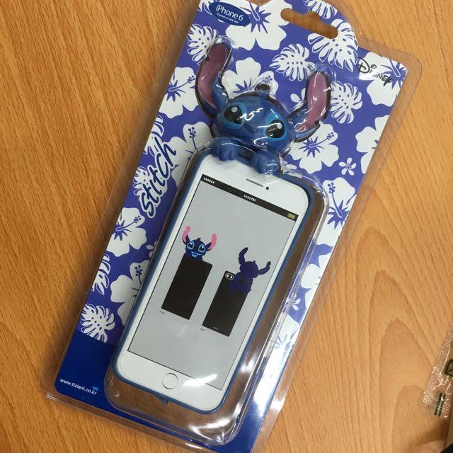 史迪奇。手機殼。iPhone 5/5s 。賣價含運