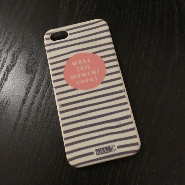 kikki.k iPhone 5/5S case