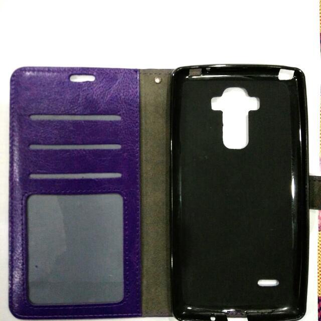 Lg G4 Stylus Handphone Flip Cover Casing Mobile Phone Samsung Apple Iphone