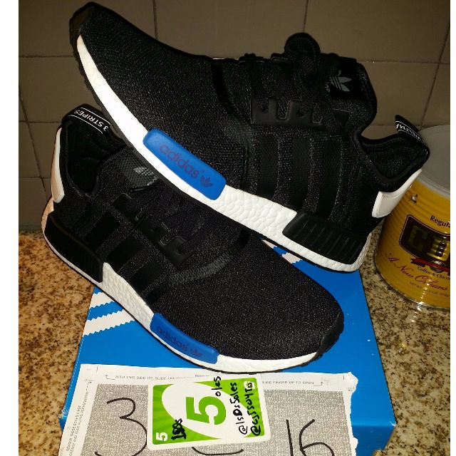 low priced a41fe a34be Men's Adidas NMD Runner