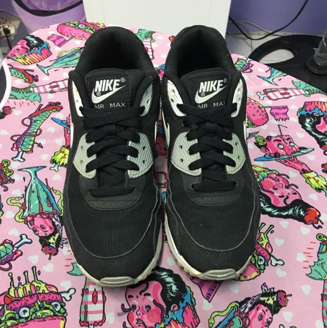Nike Air Max90黑灰色
