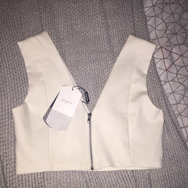 Pilgrim White Crop
