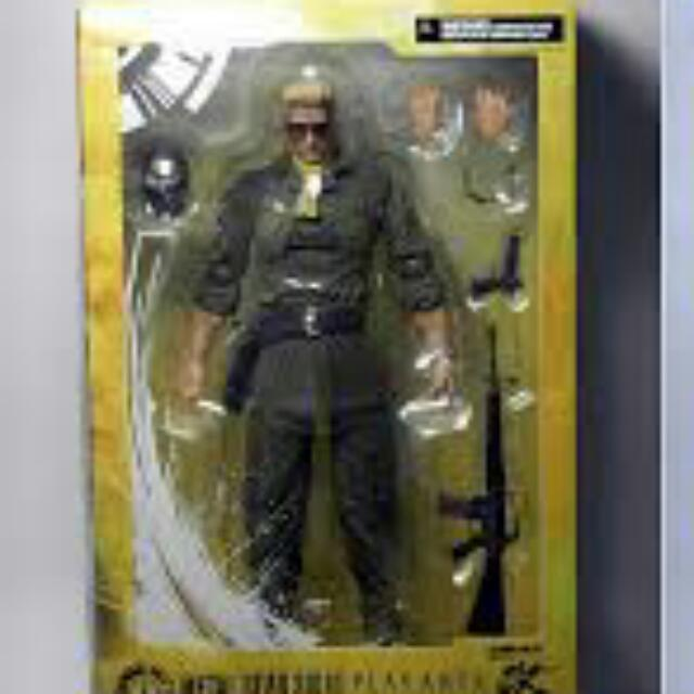 Play Arts Kai Mgs Peace Walker Kazuhira Miller Toys Games On Carousell Kazuhira mcdonell benedict miller, don't you dare pull that pin. carousell