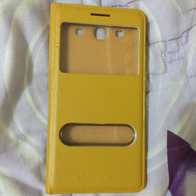 Preloved Samsung Galaxy S3 Case