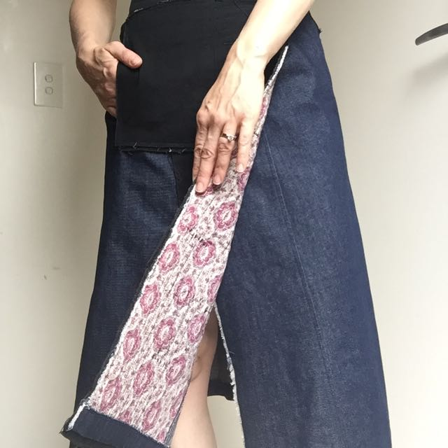 Saba Denim Skirt