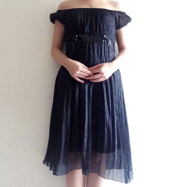 Two Way Black Party Dress