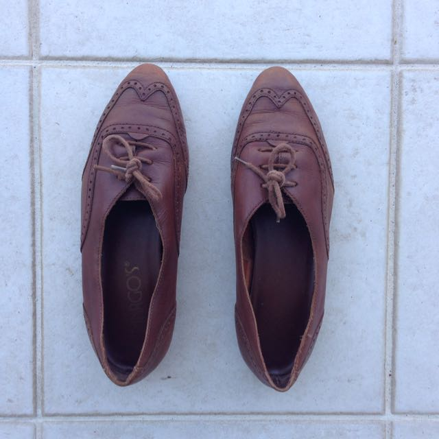 Vintage Oxfords Size 8