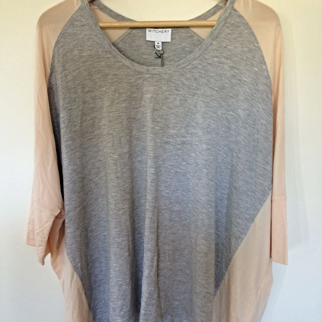 Witchery Batwing Top
