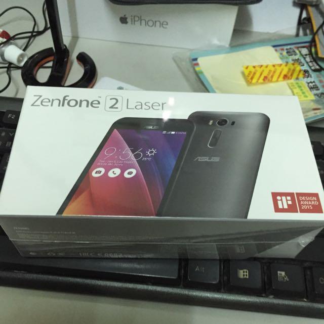 Zenfone2 laser ZE500KL