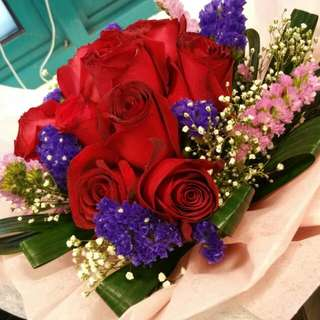 Flowers Bouquet For Any Occasion