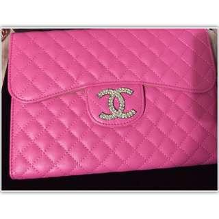 Chanel 香奈兒 I Pad Mini 1,23 保護套