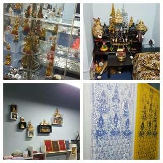 Promotion Amulet / Bucha / Buddha