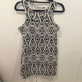 Aztec Boycon Dress