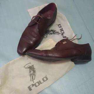 Preloved Authentic Polo Shoes