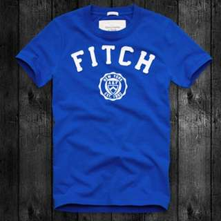 Abercrombie&Fitch 短tee