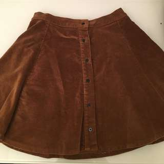 Brandy And Melville Size 6 Skirt