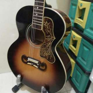 Gitar Yamaha Elektrik Dan Taylor
