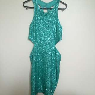 Gorgeous Sequin Dress