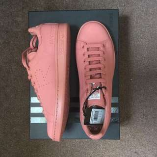 Raf Simons X Adidas OG 淡粉紅 淺粉紅 全皮革