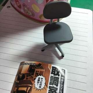 [全新]椅子扭蛋