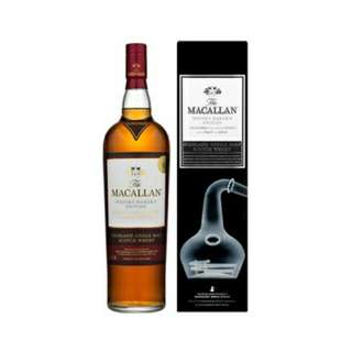 The MACALLAN WHISKY MAKERS EDITION