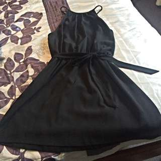 Milk And Honey Black Dress