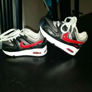 Size 6c Toddler Boys Air Max Nike Shoes