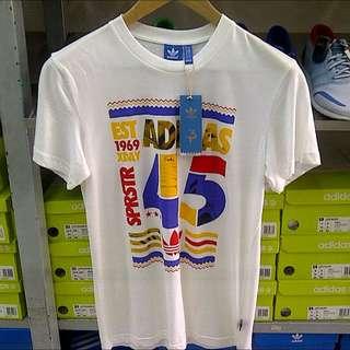 Adidas Original Tees/tshirt/kaos/baju