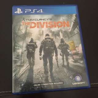 PS 4 Tom Clancy The Division