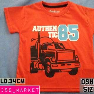 Kaos Anak Branded