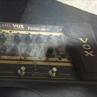 Vox ToneLab ST Guitar Effects