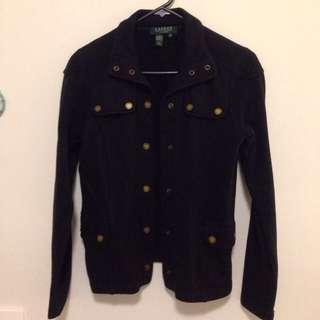 Ralph Lauren Black Jacket - Size 6