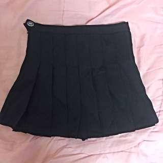 全新💟百褶學院風褲裙