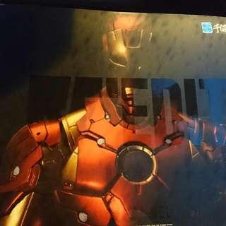 千值鍊iron Man Hottoy