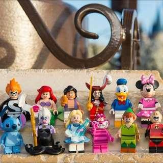 樂高LEGO 迪士尼人偶-全館最便宜
