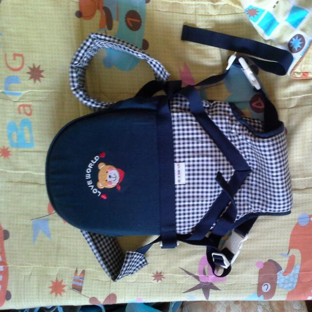 愛的世界寶寶背巾