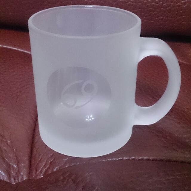 巨蟹座 玻璃馬克杯