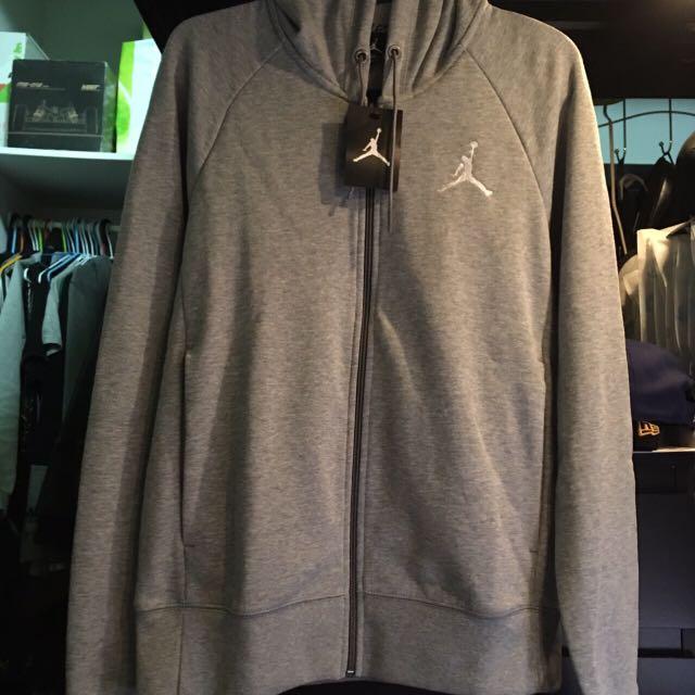 全新正品 喬丹 連帽 外套 Jordan Jacket Size M Nike