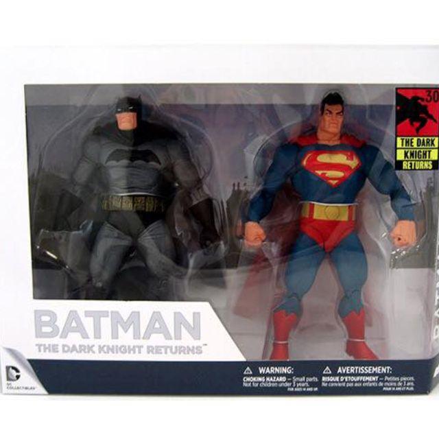 蝙蝠俠對超人 黑暗騎士歸來 Batman VS Superman