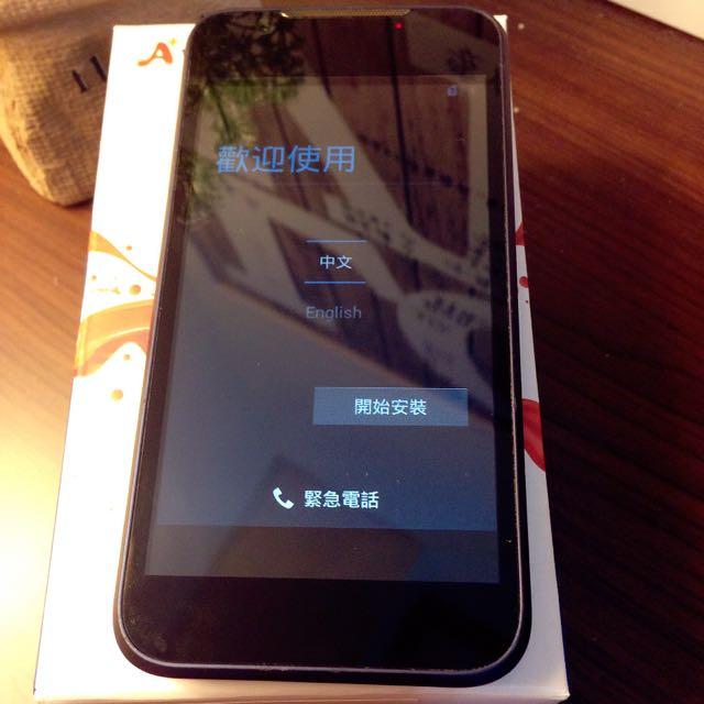 亞太 ZTE N818 雙卡手機