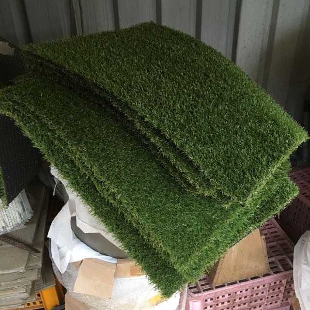 Artificial Turf Floor Fat Astro Grass Fake Synthetic Lawn