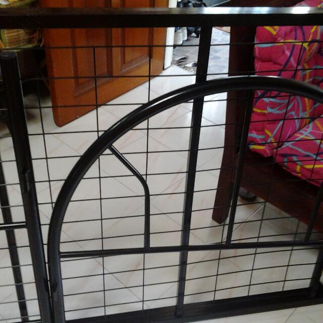 Cheap Single Bed Iron Frame Without Mattress