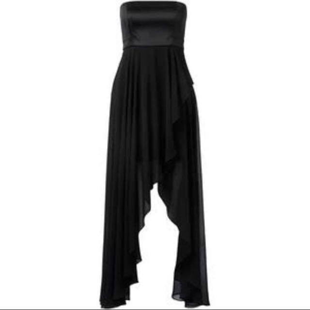 Forever New Chloe Drape Dress