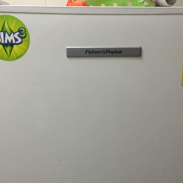 Freezer (reserved)